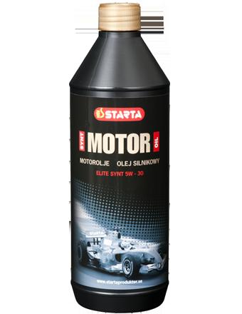 STARTA Motorolja Elite Syntet 5W-30