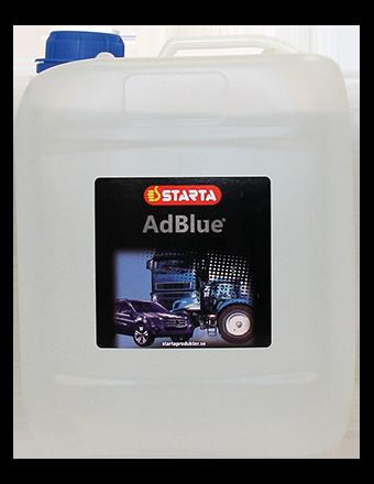 STARTA AdBlue